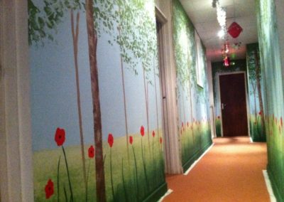 poppys-and-trees-for-a-nursery-in-richmond_1