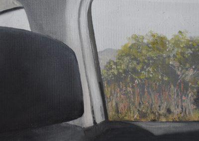 00.00  - Oil on paper 23 * 14 cm