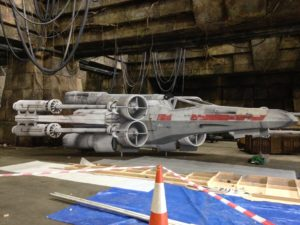 x-wing cut out